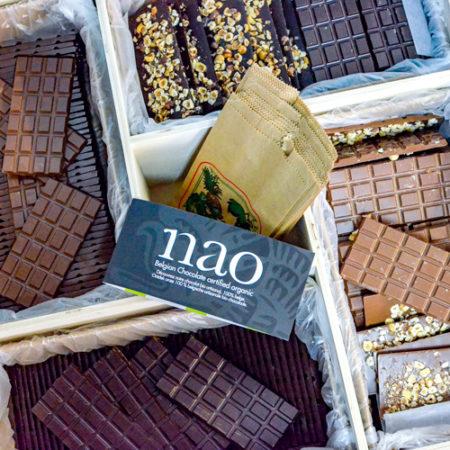 chocolat nao en vrac